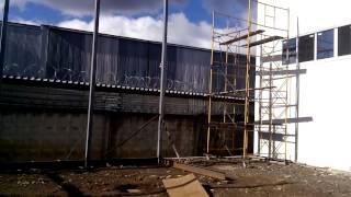 Изготовление металлоконструкций на строительной пл(Изготовление и мрнтаж металлоконструкций двухэтажного здания офиса и мастерской., 2014-10-22T19:58:18.000Z)