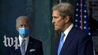 Joe Biden tapped John Kerry as climate envoy: Here's what to expect