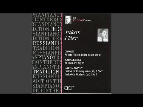 24 Preludes, Op. 38: No. 12, Adagio