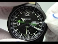 Techne Watches - Affordable Pilot's Watch with Style