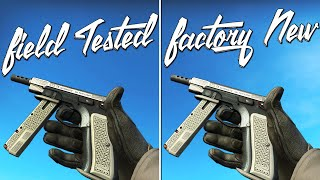 CS:GO - 10 Field Tested Skins That Look Factory New #04