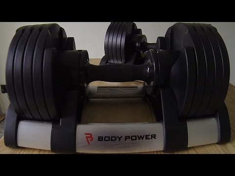 Adjustable Dumbbells Erkl 228 Rung Doovi