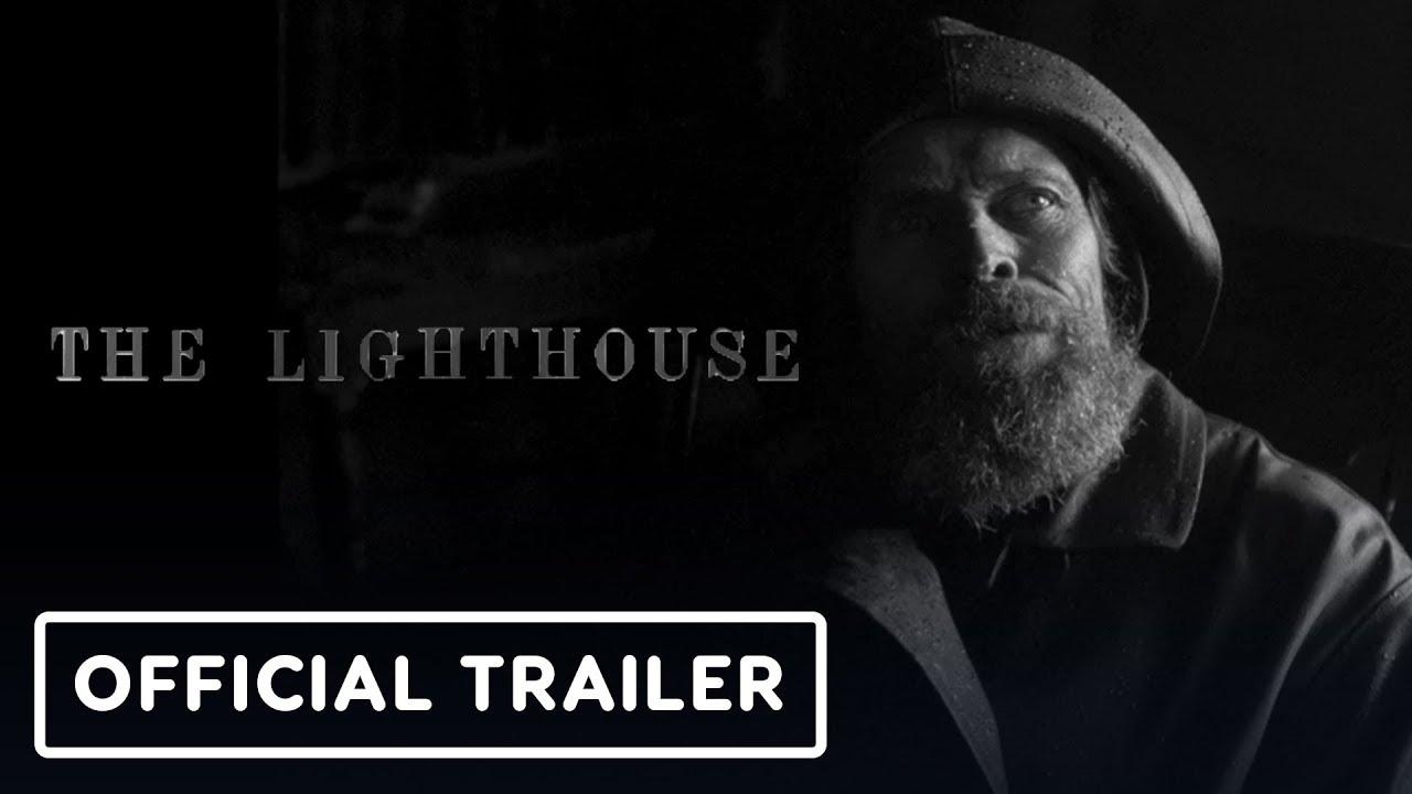 The Lighthouse - Official Trailer (2019) Willem Dafoe, Robert Pattinson