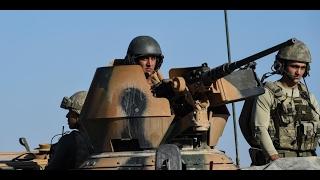 أخبار عربية - القوات التركية وفصائل سورية معارضة تدخل مدينة الباب