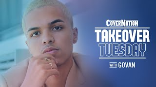 GOVAN LIVE on Cover Nation | Takeover Tuesday