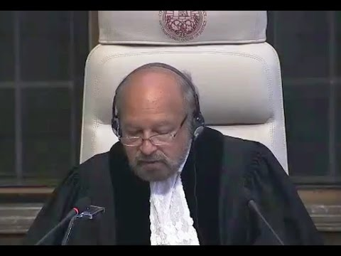 ICJ snubs Pakistan, stays Kulbhushan Jadhav's hanging | FULL VIDEO