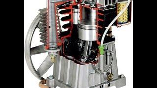 Компрессор воздушный, увеличение производительности, притирка клапанов(Компрессор воздушный, увеличение производительности, притирка клапанов, проверка цилиндров PS можно также..., 2016-01-12T18:52:06.000Z)