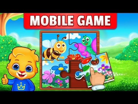 Puzzle Kids Animals Shapes And Jigsaw Puzzles Apps On
