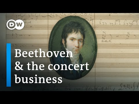 No Concert Business Without Beethoven?   Part 4 of the film project A World Without Beethoven?