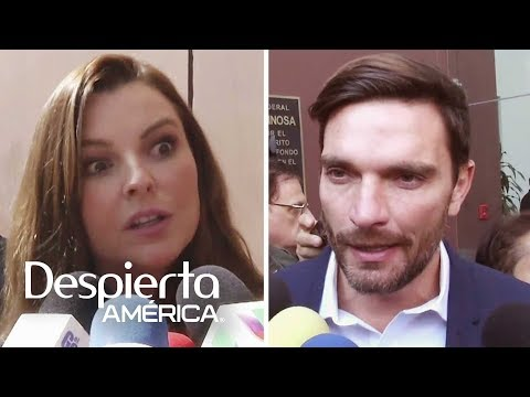 Julián Gil ya puede hacerse prueba de ADN y Marjorie de Sousa estalla