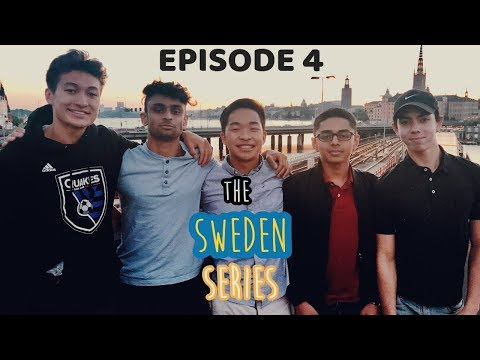 The Sweden Series - Episode 4 | First day in Stockholm