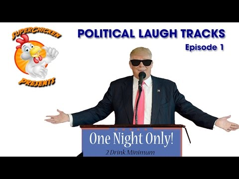 Best Moments from Trump's First Presidential Press Conference with Laugh Track! Hilarious! (skip to 1s)
