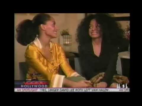 Diana Ross- Interview In A. H. - 2004.