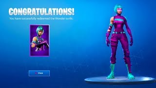 *NEW* EXCLUSIVE 'Wonder' Skin, Fornite x Jordan Event, & HUGE Fortnite 9.10 Update!