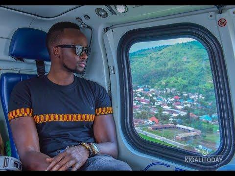Tembera u Rwanda n'umuhanzi Meddy