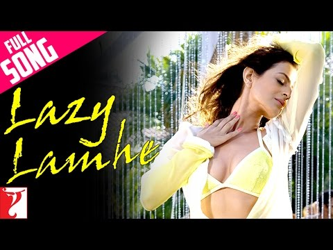 Lazy Lamhe - Full Song | Thoda Pyaar Thoda Magic | Saif Ali Khan | Amisha Patel