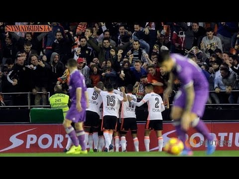 Valencia vs Real Madrid - FULL MATCH