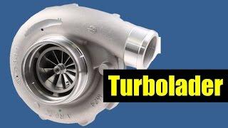 Wie funktioniert ein Turbolader / Turbo