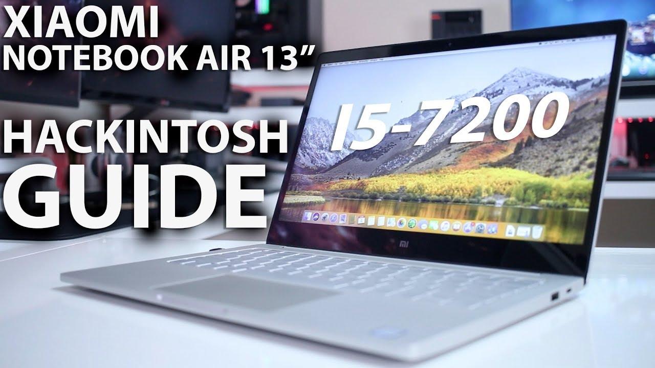 Xiaomi Notebook Pro Hackintosh Wifi