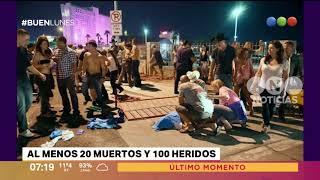 Muertos y heridos en un ataque en Las Vegas – Buen Telefe