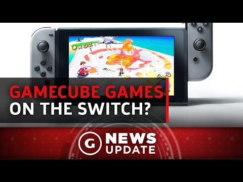 Nintendo Switch Will Reportedly Play GameCube Games – GS News Update