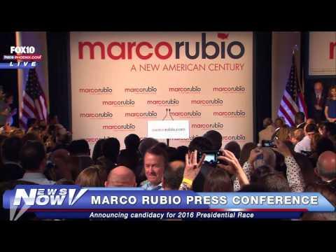 FNN: Marco Rubio announces 2016 candidacy