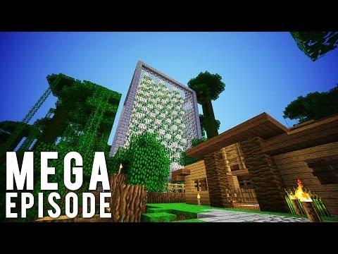 Hermitcraft: Mumbo Jumbo Mega Episode! [ALL MINIS]