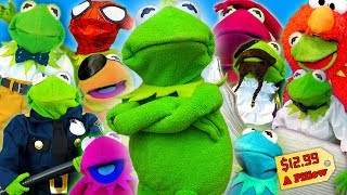 The COMPLETE Kermit the Frog Meme Compilation 2017!