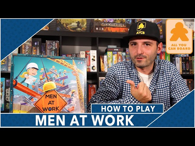 How to Play MEN AT WORK | Everything you NEED to KNOW