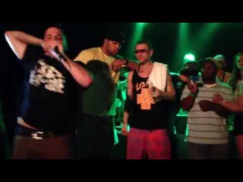 RiFF RAFF -Freestyle Battle- (Live 2013) Baton Rouge, LA - The Spanish Moon