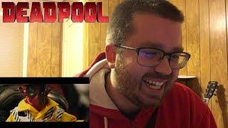 Deadpool, Meet Cable Reaction!