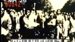 Black Civil Rights Protest - African American Movement - Best Shot Footage - Stock Footage