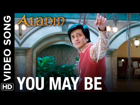 You May Be Full  Song  Aladin  Ritesh Deshmukh & Jacqueline Fernandez