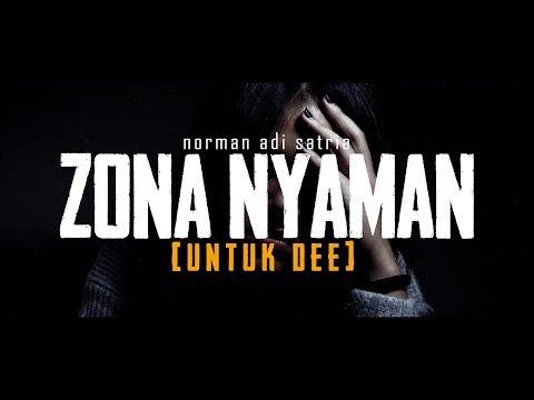 ZONA NYAMAN (UNTUK DEE) |  Puisi Norman Adi Satria