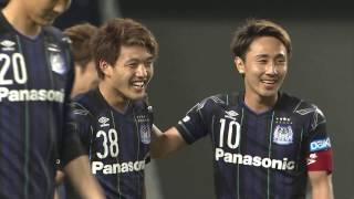 2017年4月21日(金)に行われた明治安田生命J1リーグ 第8節 G大阪vs...