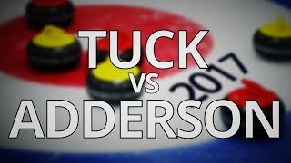 ONT Mixed Curling - Final Tuck VS Adderson