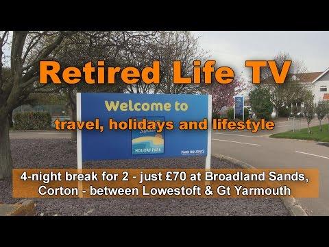 Short break: 4 nights at Broadland Sands for just £70