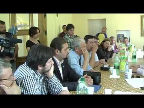 Elena Băsescu i-a vizitat pe românii din Valea Timocului