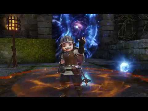 BLESS Online  - Blacksun(UNION FACTION) dungeon lvl 22 Fast-RUN Japan server