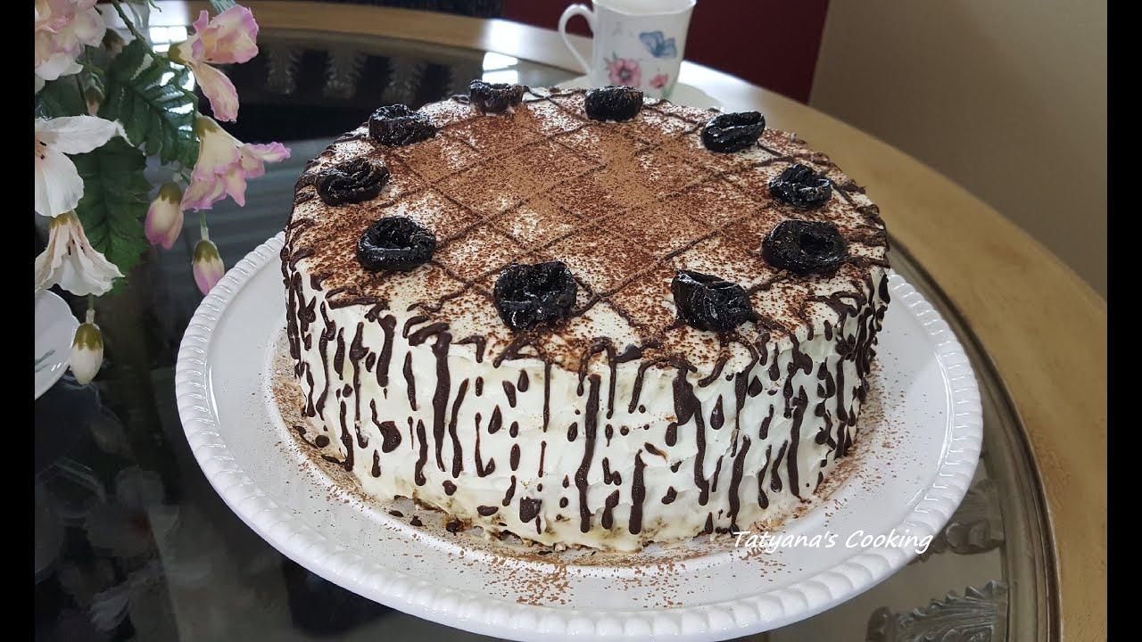 Бисквитный торт Медовик из Жидкого теста ✧ Какой Же Он Вкусный, Не описать словами!