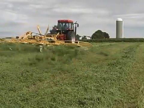 Tedder Series | Vermeer Agriculture Equipment