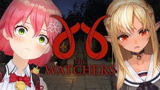 【 The Watchers 】やべーとこに潜入したみこフレ【ホロライブ/さくらみこ】
