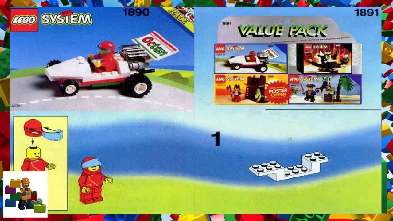 Lego Racer Octan