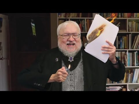 George RR Martin Throws Shade at David and Dan
