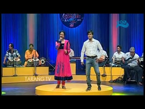 Odisha Music Concert _ Sailabhama & Aravind with a duet