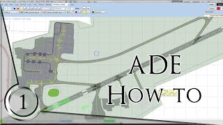 Airport Design Editor Tutorial - Part 1 Getting Started