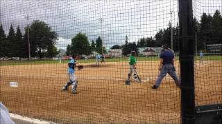 Jordan mambaje  oppo Homerun at Baseball Northwest showcase