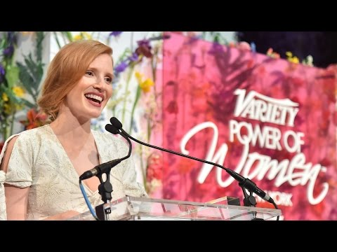 Jessica Chastain Stands Up for Planned Parenthood, Fox News Whistleblowers