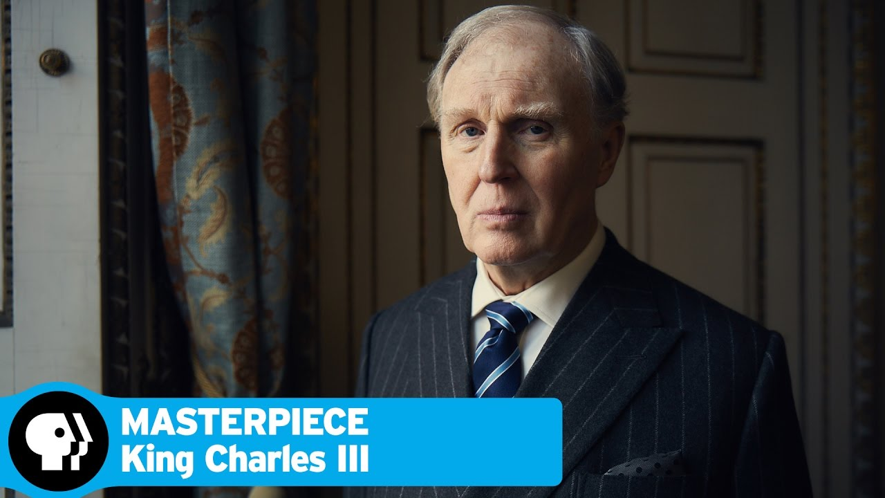 KING CHARLES III on MASTERPIECE | Tim Pigott-Smith
