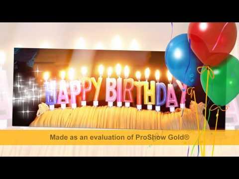video chúc mừng sinh nhật bạn gái